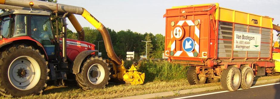 Onderhoud provinciale wegen Flevoland