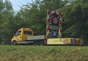 Iveco Daily BE met botsabsorber
