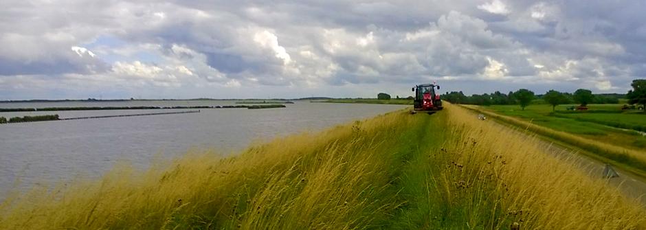 Dijk maaien J van Bodegom en zn bv